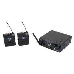 AKG WMS 40 Mini Dual 2 Instrument