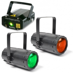 BeamZ Light Package 2