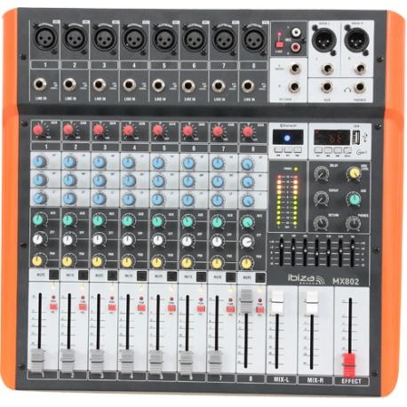 IBIZA MX 802