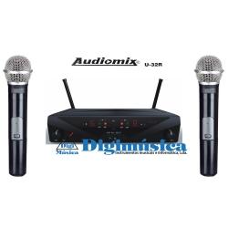 Audiomix U-32R (Pack duplo MM)