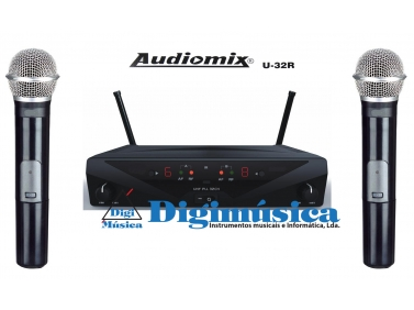 Audiomix U-32R (Pack duplo MM)